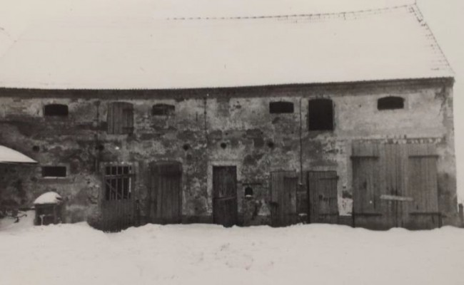 Seitengebäude des ehemaligen Naumannschen Vierseitenhofes