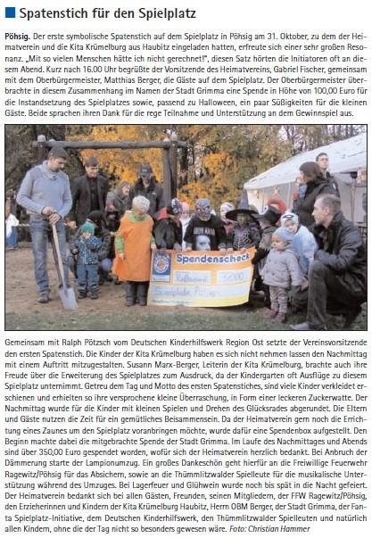 Amtsblatt vom 05.12.2015